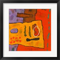 Framed Conversations in the Abstract #21