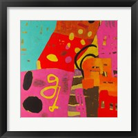 Framed Conversations in the Abstract #23