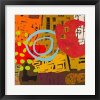 Framed Conversations in the Abstract #28