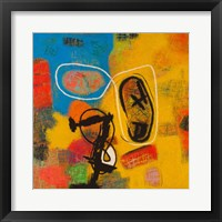 Framed Conversations in the Abstract #32