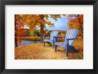 Framed Autumn Splendor