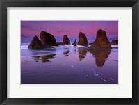Framed Sea Stacks 2, Bandon