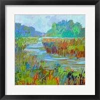 Framed Bend in the River