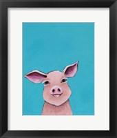 Framed Little Pig