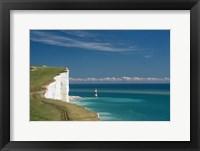 Framed Beachy Head Lighthouse
