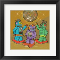 Framed Boogie Bots