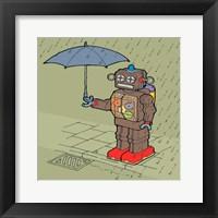 Framed Brolly Bot