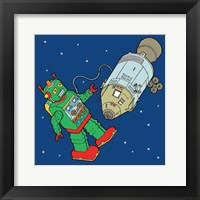 Framed Spacebot
