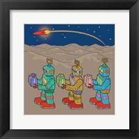 Framed Wise Bots