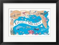 Framed Gulf of Mexico