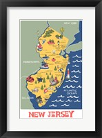 Framed New Jersey