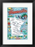 Framed Minnesota