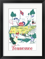 Framed Tennessee