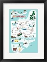 Framed Colorado