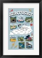 Framed Kentucky