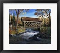 Framed Trout Creek Crossing