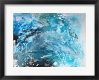 Framed Galaxy abstract