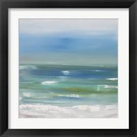 Framed Ocean vertical landscape