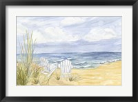 Framed By the Sea Landscape
