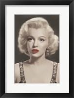 Framed Marilyn Musing