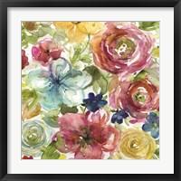 Framed Assorted Bouquet