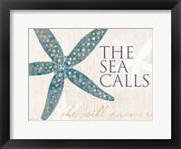 Framed Sea Calls