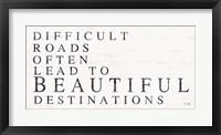 Framed Beautiful Destinations