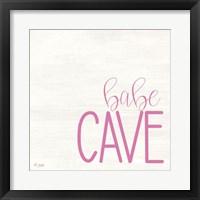 Framed Babe Cave