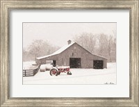 Framed Tractor for Sale