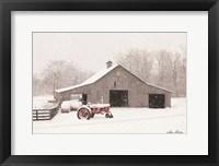 Framed Tractor for Sale