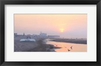 Framed Ocean City Sunrise