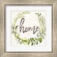 Framed Home Greenery