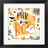 Framed Peek a Boo