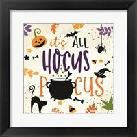 Framed It's All Hocus Pocus