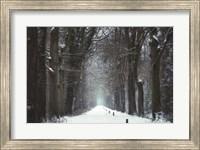 Framed Snow in Markelo