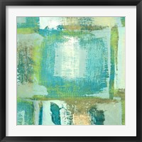 Framed Aqualounge I