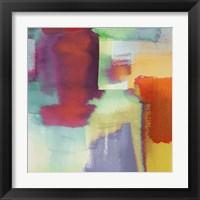 Framed Colors of Nature (detail I)
