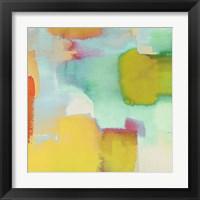 Framed Colors of Nature (detail II)