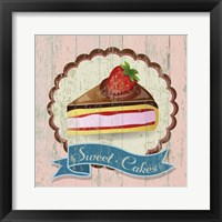 Framed Sweet Cakes