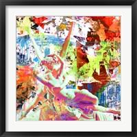 Framed Cupid & Psyche (detail)