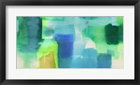 Framed Colors of Water