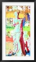 Framed Venus de Milo 2.0