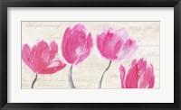 Framed Classic Tulips