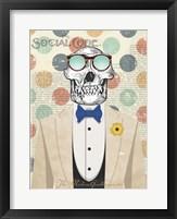 Framed Modern Gentleman #1