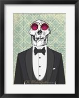 Framed Modern Gentleman #2