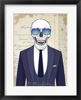 Framed Modern Gentleman #3