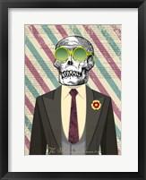 Framed Modern Gentleman #4