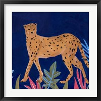 Framed Cheetah I