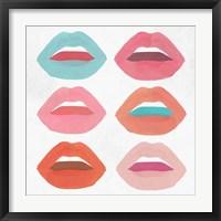 Framed Flaming Lips I