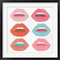 Framed Flaming Lips II